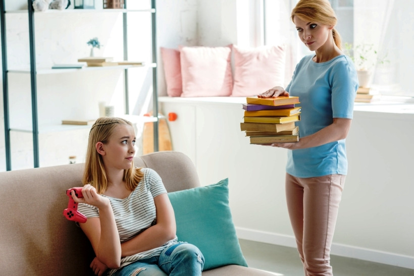 Мальчики, девочки и нежелание учиться в подростковом возрасте