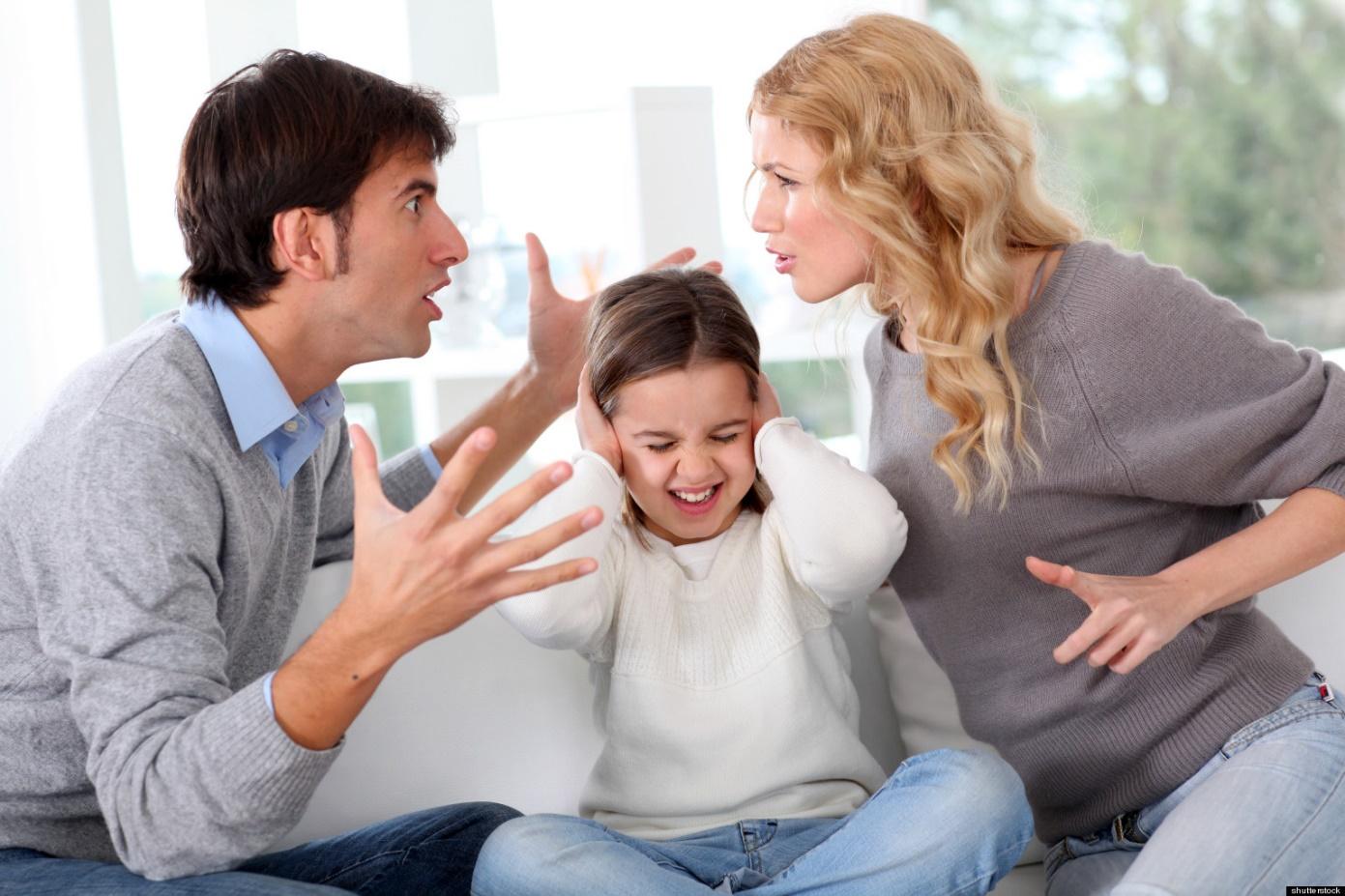 Как не кричать на ребенка?!