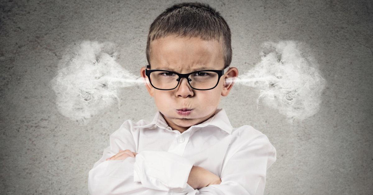 Как справиться с истерикой ребенка