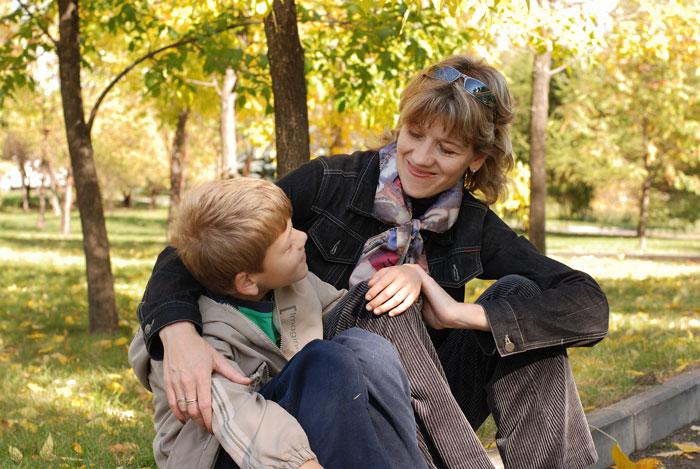 учите ребенка договариваться.