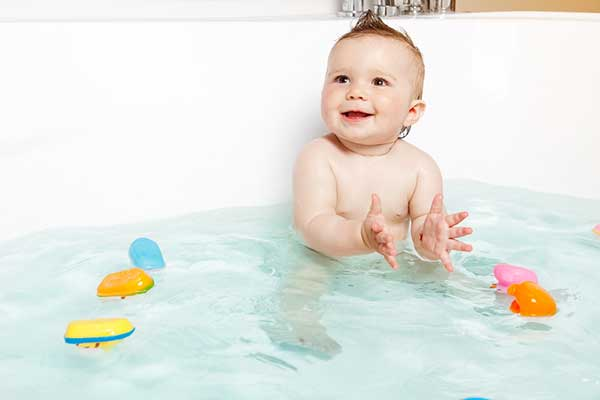 играть в ванной