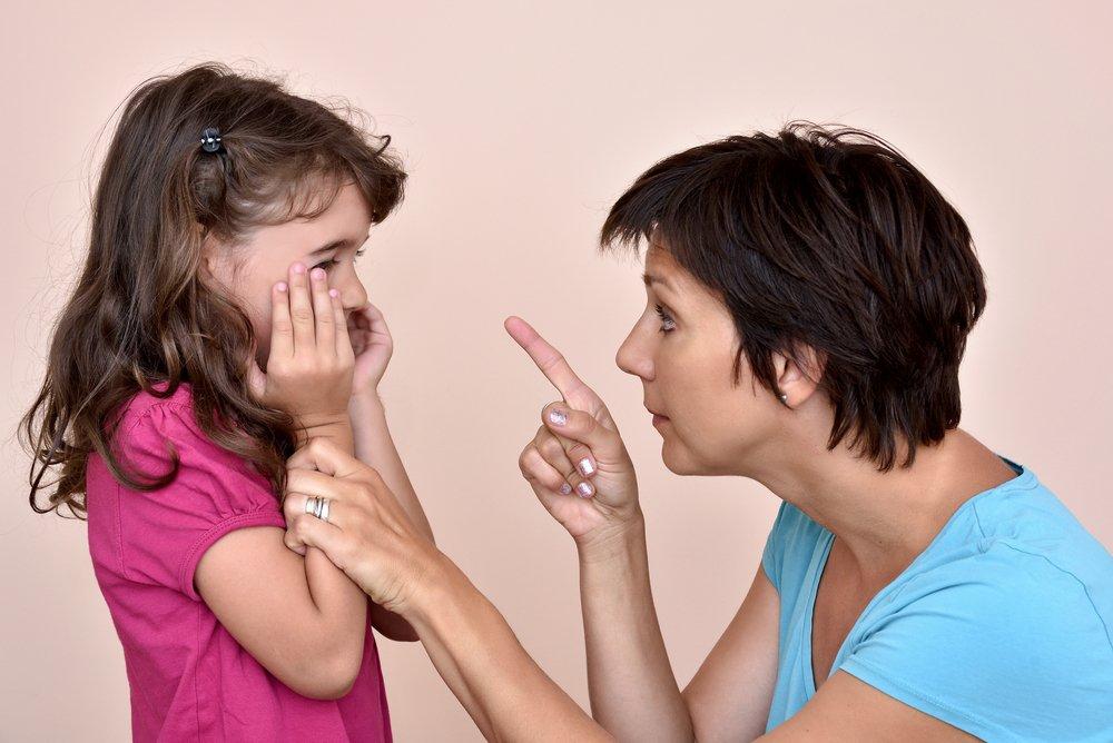 Как избежать детских неврозов