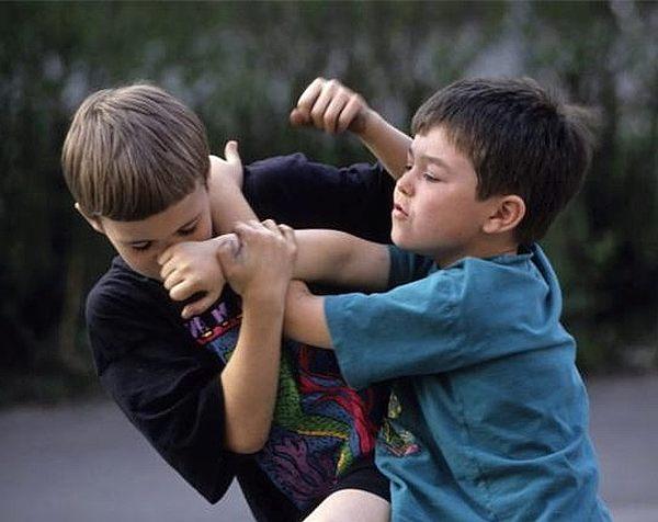 Профилактика агрессии в поведении ребенка