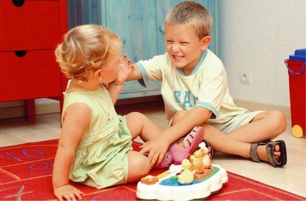 агрессивности в детском саду