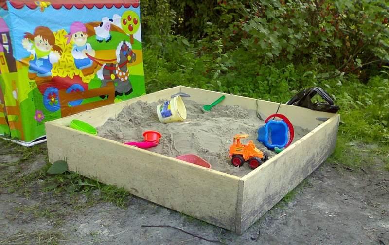 Какую выбрать песочницу