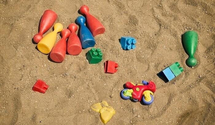 Что взять с собой в песочницу