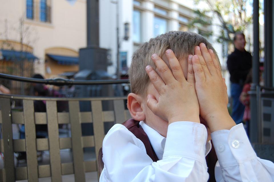 Как у детей развивается чувство стыда