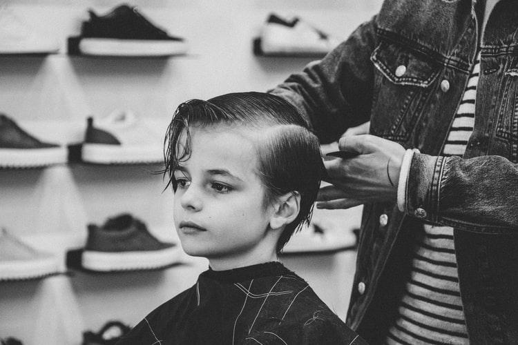 Как уговорить ребенка подстричься