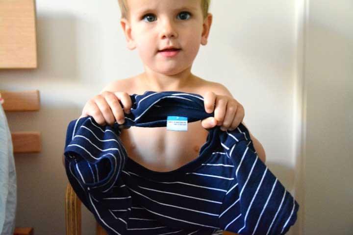 Какие трудности могут возникнуть у ребенка при одевании