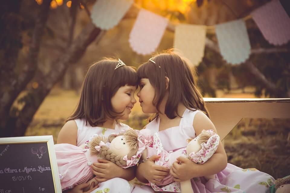 правила воспитания двойни
