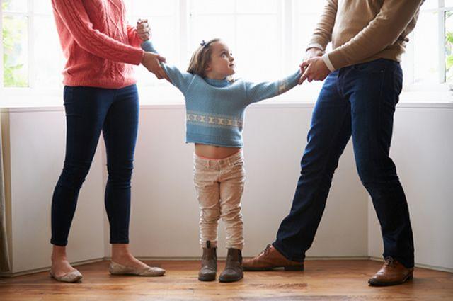 Как рассказать о разводе родителей