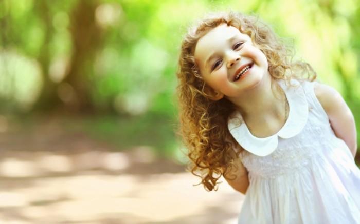Как вырастить ребенка оптимистом