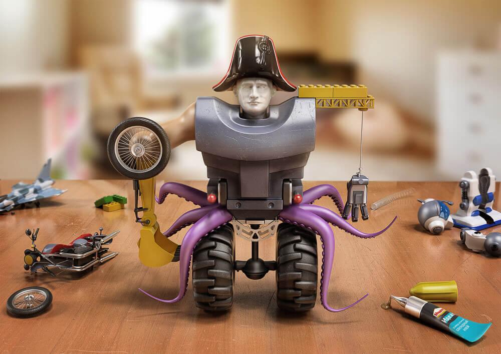 Куда отдавать сломанные игрушки