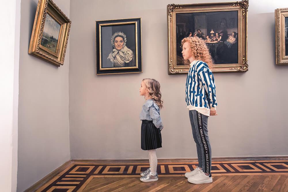 Как подготовиться к первому посещению музея с ребенком