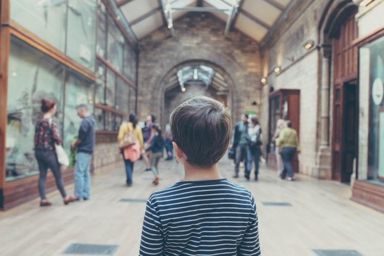 Почему музей требует особого поведения