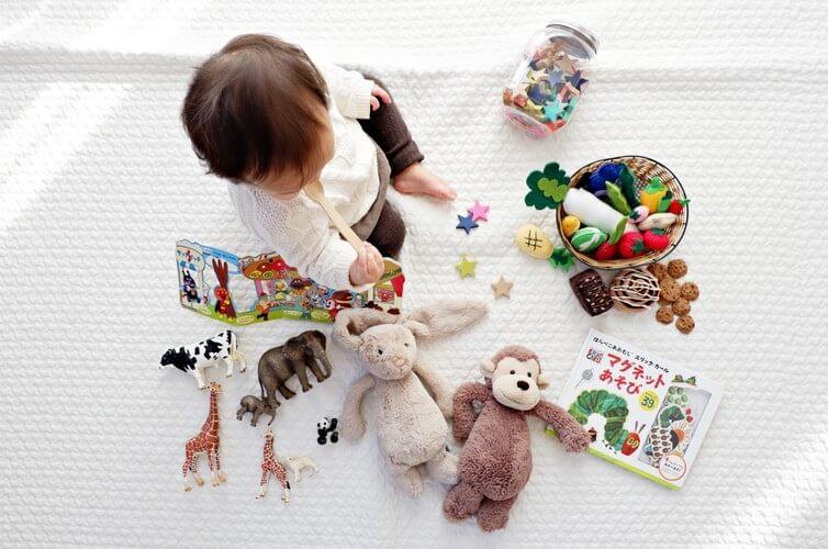 Покупка новых игрушек