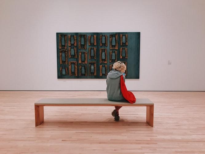 Правила поведения на выставке