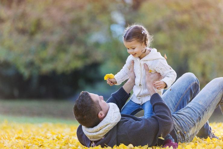Как объяснить развод детям