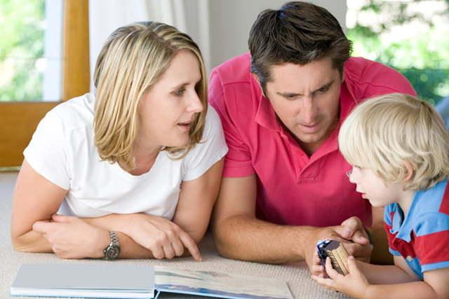 Как сказать ребенку о разводе