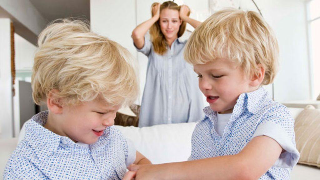 Детские конфликты и способы их решения