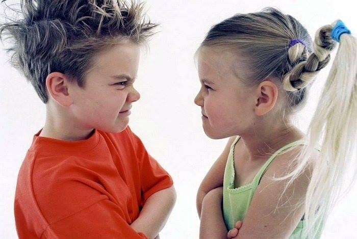 онфликты между детьми в семье