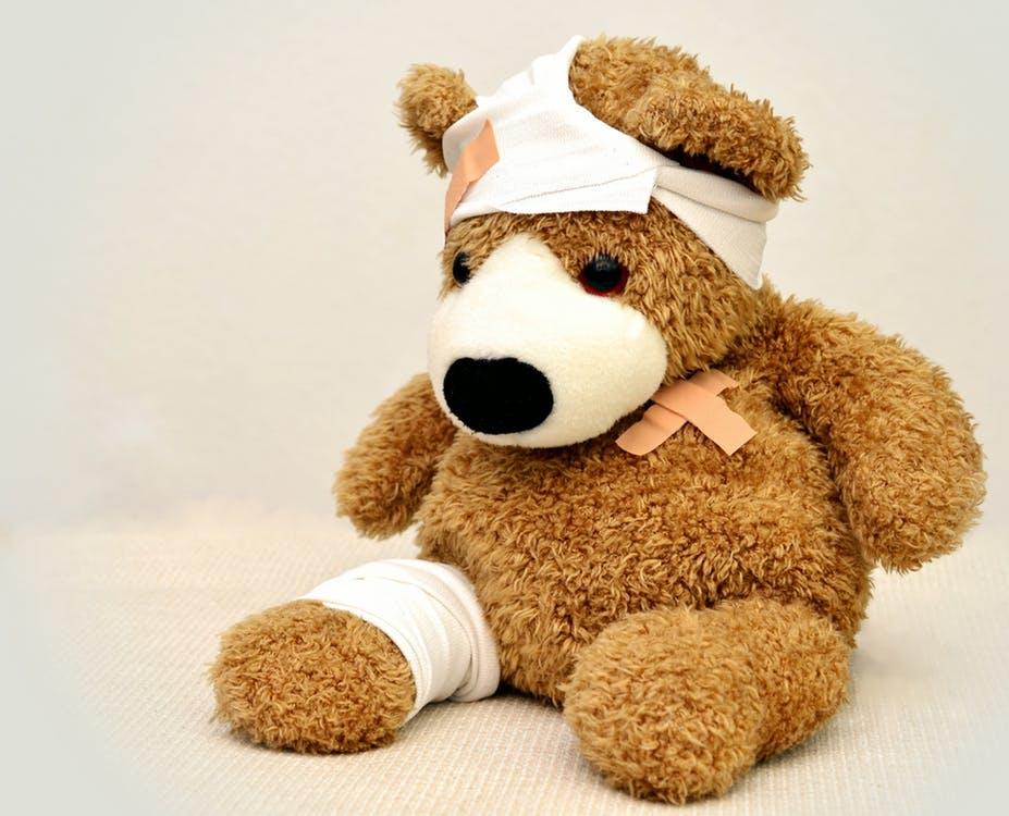 Домашнее насилие и душевная травма у детей