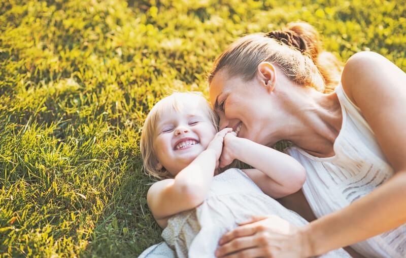 Как ответить ребенку откуда он появился