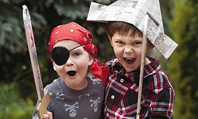 Почему дети любят игры с перевоплощениями