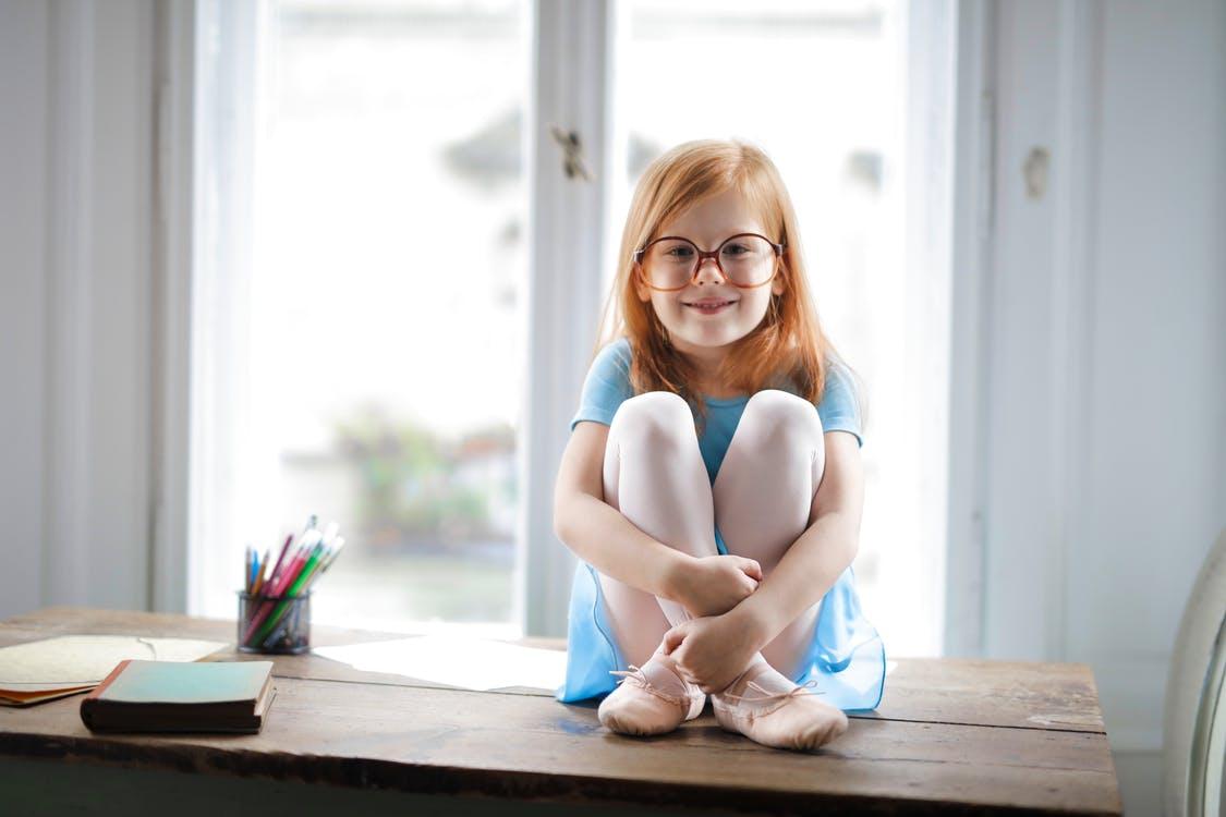 Девочка-принцесса в реальном мире
