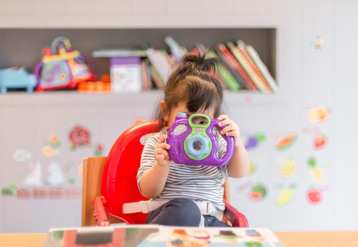 Как научить одиночным играм своего малыша