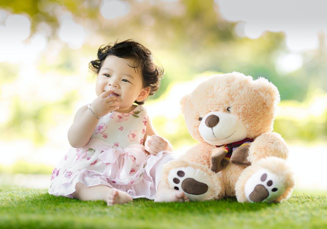 Любимая игрушка или первый друг