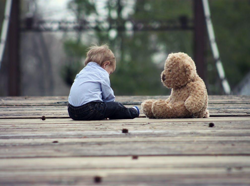 Почему у ребенка должна быть любимая игрушка