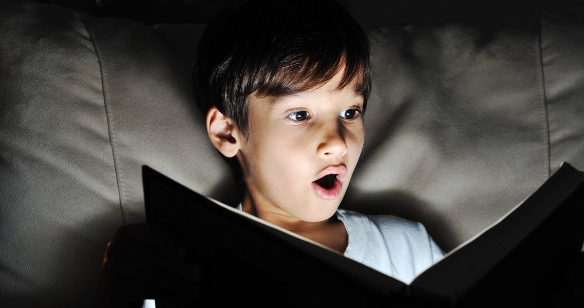 Почему детям нравятся страшные сказки