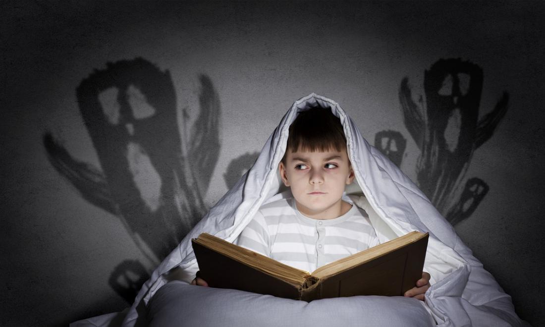 Детские страшные истории