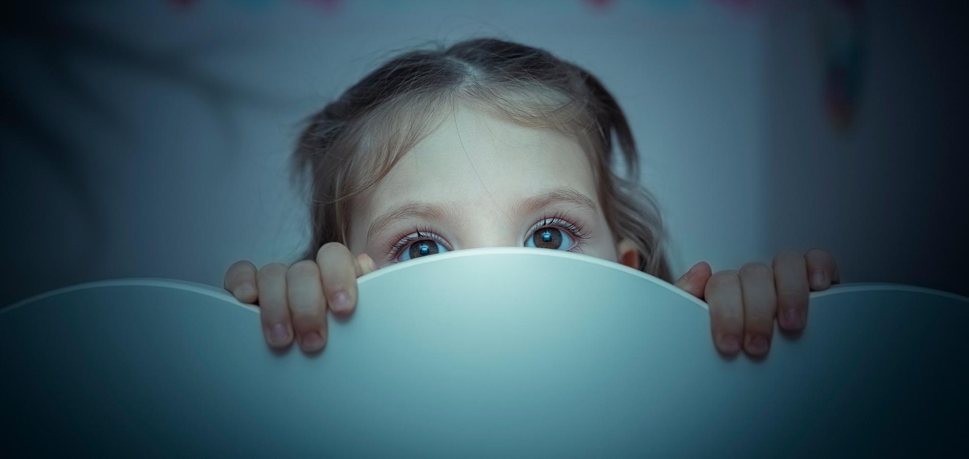 Почему детям нравится бояться