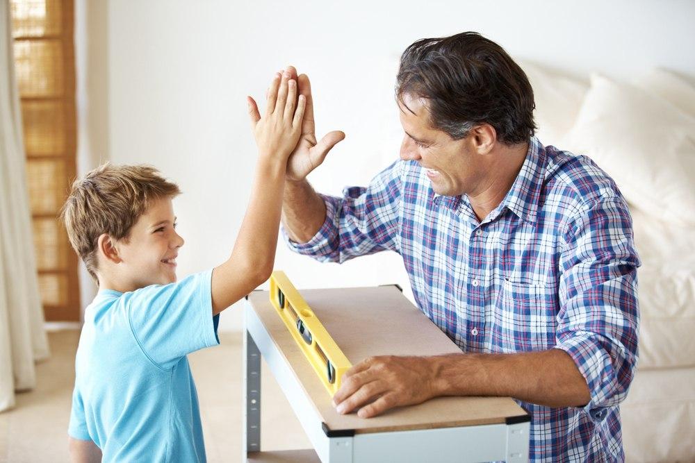 Как стать авторитетом для своего ребенка