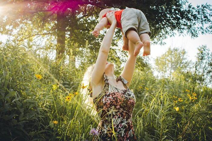Как стать хорошей мамой для сына
