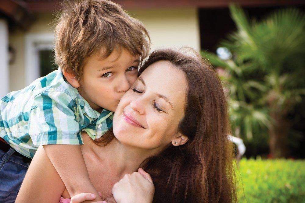 Как завоевать уважение своего ребенка