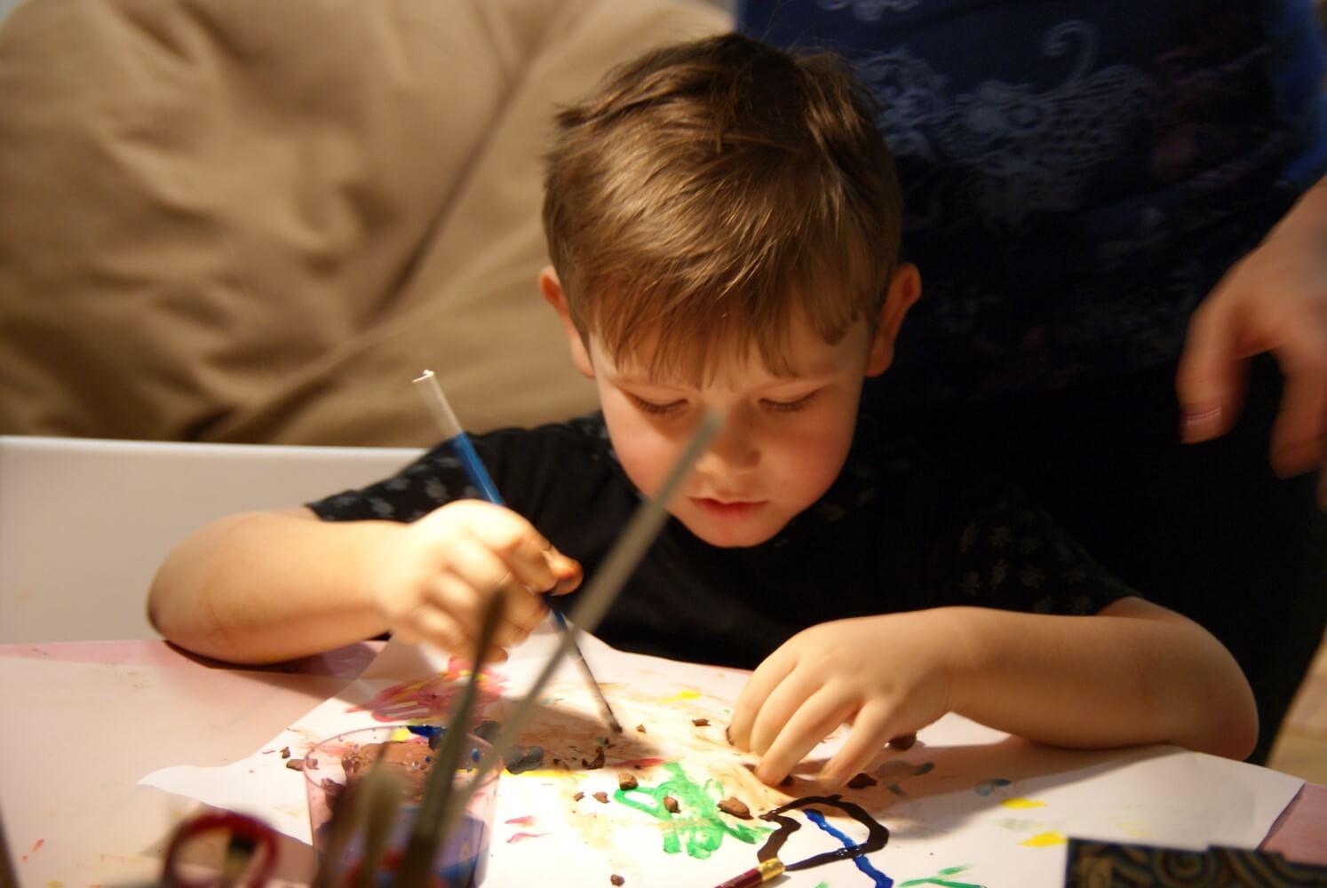 Как работает воображение у детей