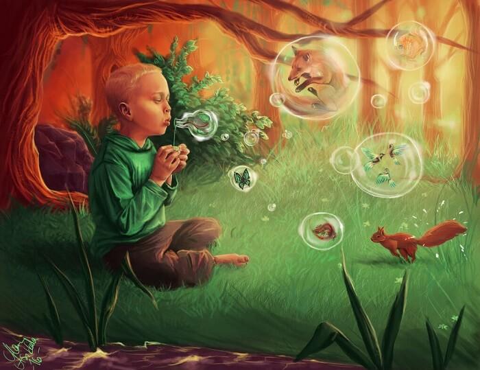 Чем фантазии отличаются от воображения