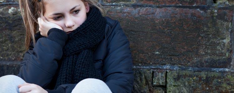 Как подростки спасаются от депрессии