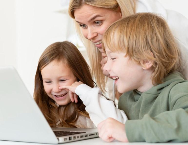 Изучайте интернет вместе с ребенком